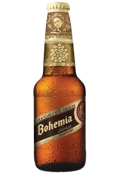 Bohemia beer Mexico Frida Kahlo Edition