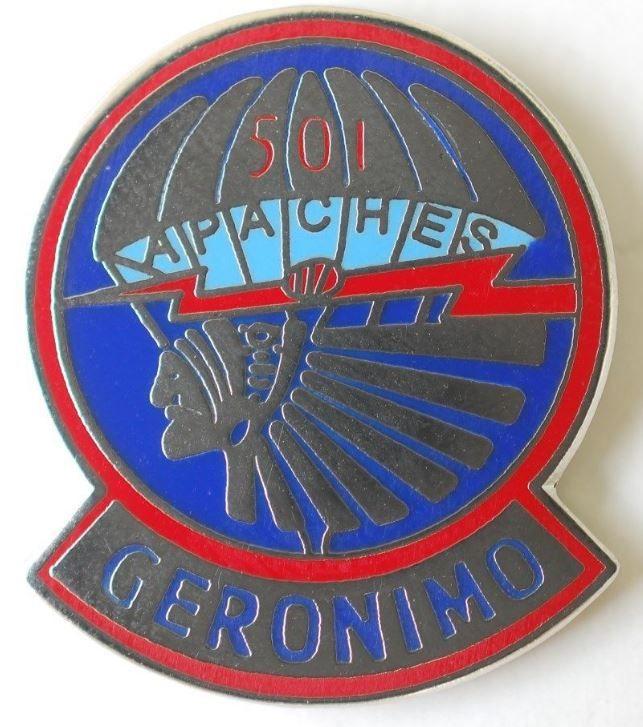 501st Airborne Infantry Military
