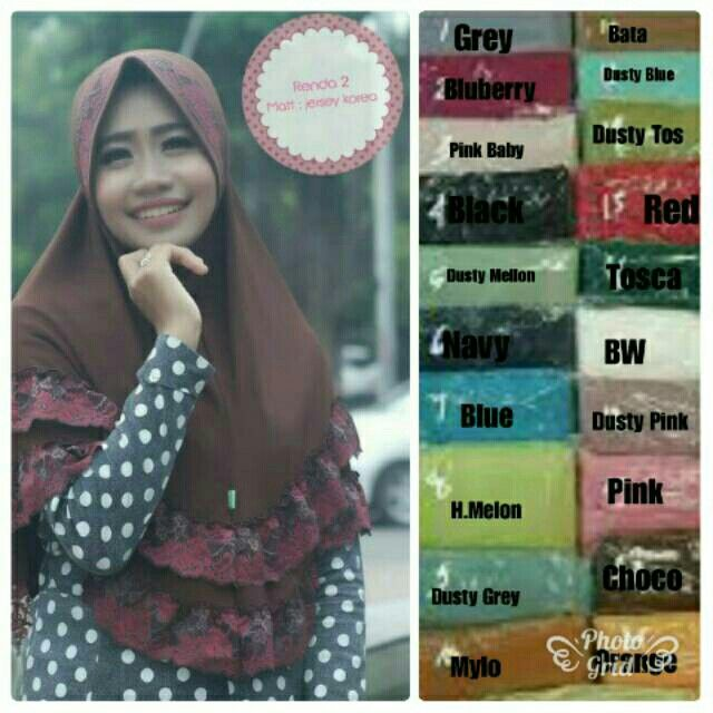 Saya menjual Hijab Bunga R. 2 seharga Rp50.000. Dapatkan produk ini hanya di Shopee! https://shopee.co.id/hamzahnisa21/656631675 #ShopeeID