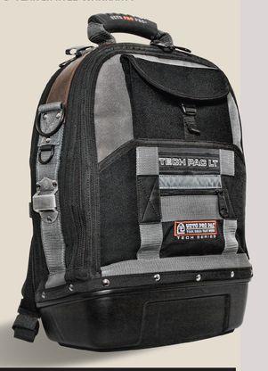 Veto Pro Pac Tech Pac LT Backpack Tool Bag