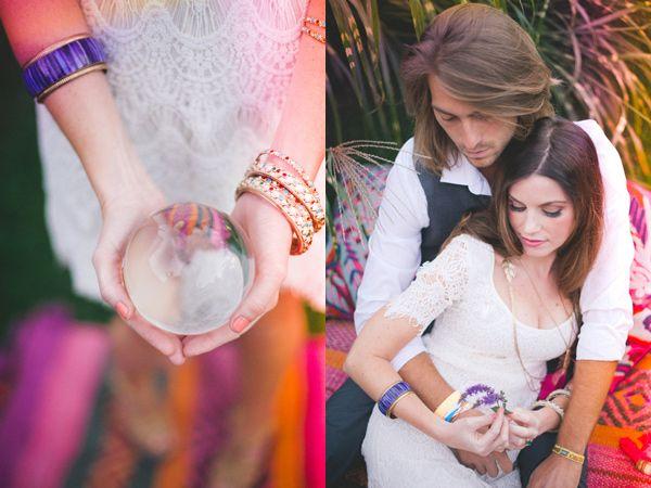 Bohemian Wedding Inspiration at a Magnolia Plantation