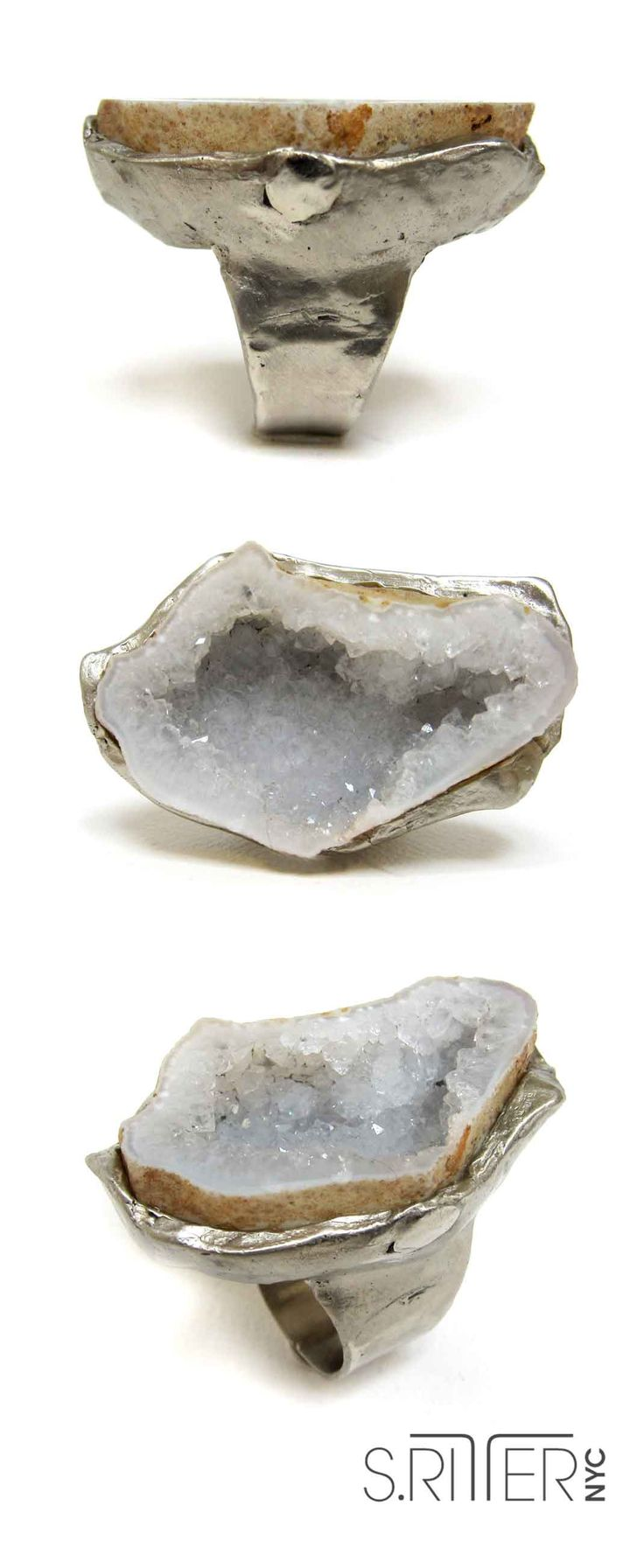 Is quartz considered a natural stone - Crazy Crunchy Crystally Geode That Poses The Question Of What S Inside Alluring Light