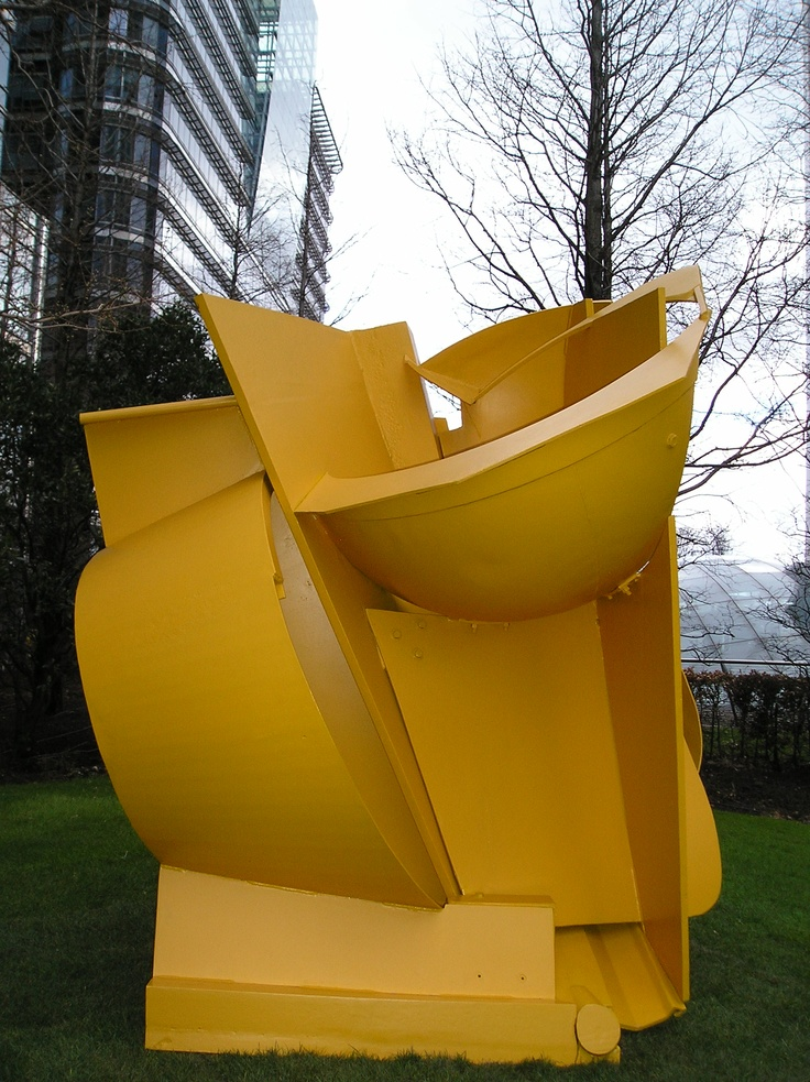 Anthony Caro - Eastern - at Jubilee Park till May 25 2012