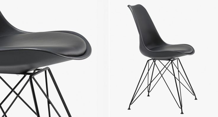 17 best ideas about chaise eiffel on pinterest chair for Ou acheter chaise eames