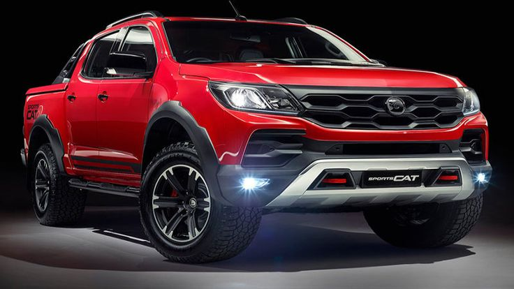 Holden Special Vehicles rings in new era with Holden Colorado SportsCat by HSV - Autoblog