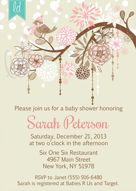 32 best Sol baby shower images on Pinterest Bird baby showers