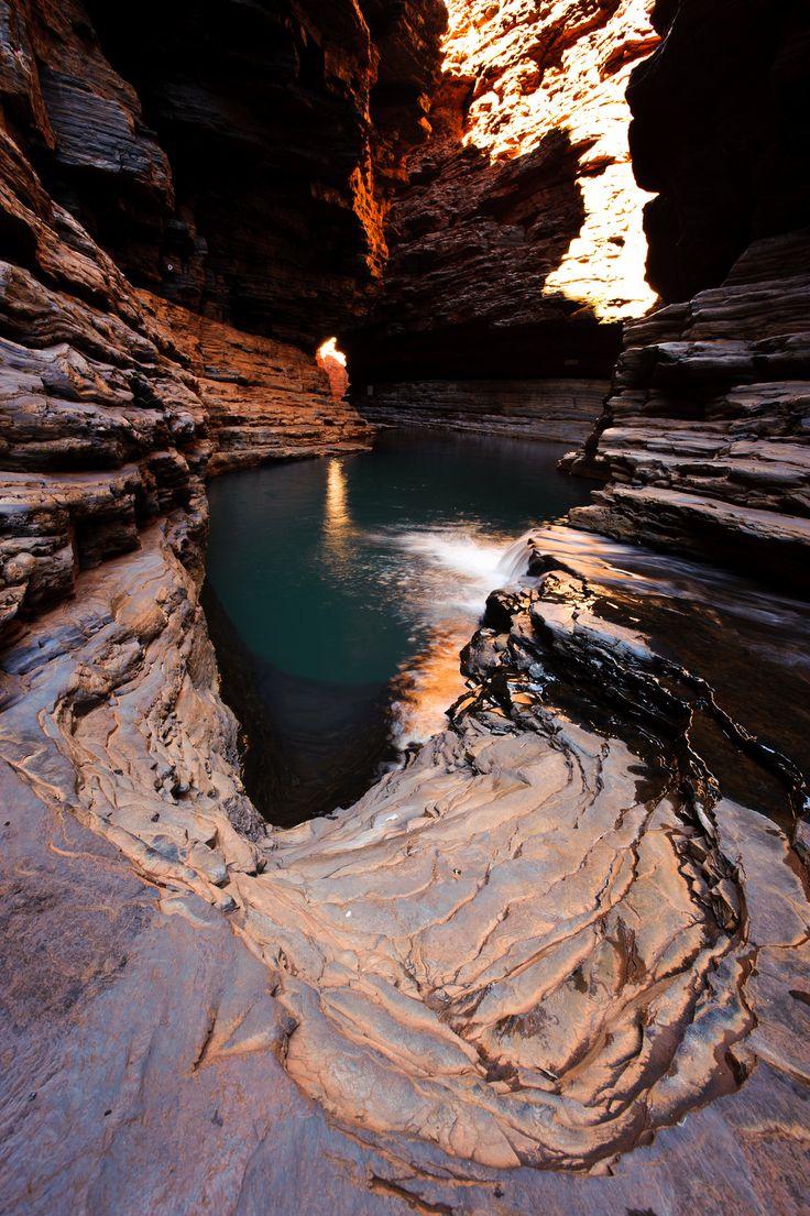 Kermit Pool, Karijini National Park, Australia