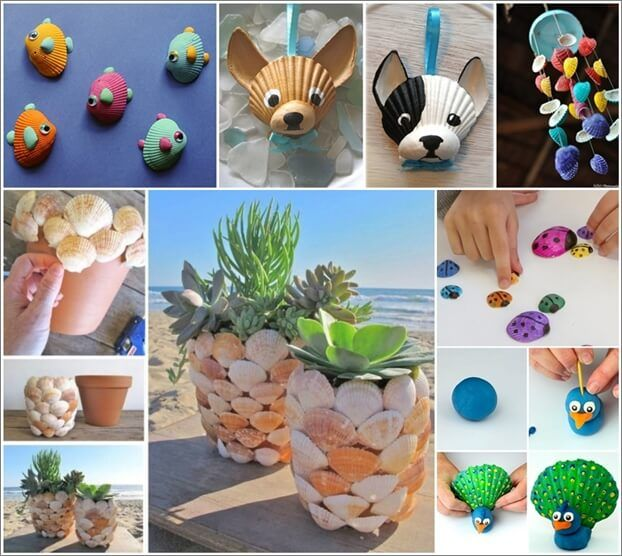 seashell craft ideas for kids 17 best images about seashell craft idea on 7119