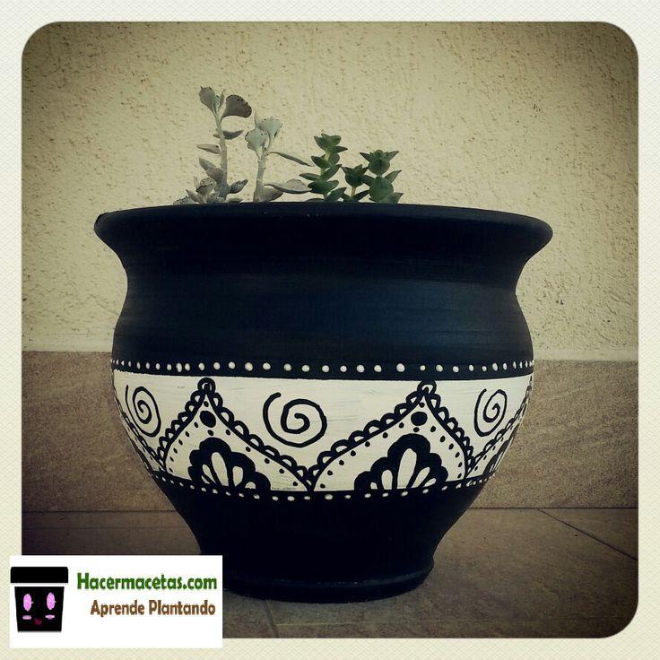 M s de 1000 ideas sobre piedras pintadas para jardin en for Decoracion de jardin con ollas de barro