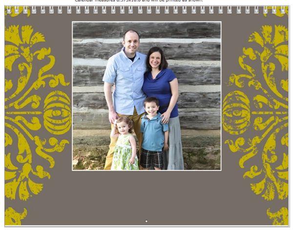 free shutterfly calendar through November 28. Perfect Christmas gift
