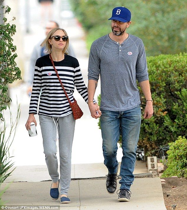 Getting married: The actress, 30, and actor Thomas Sandoski, 40, confirmed their engagement on September 12. They're pictured in June in LA