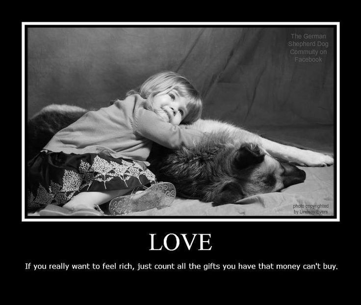 Quotes about a Girl and her Dog with Images
