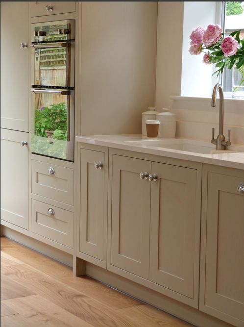17 best ideas about shaker style kitchens on pinterest for Are painted kitchen cabinets in style