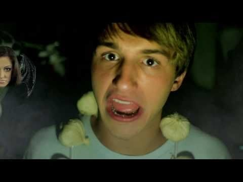 Fred Figglehorn - The Babysitter's a Vampire - Official Music Video great video