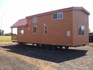 Fleetwood Creekside Cabin Loft Model 12341C Manufactured Homes