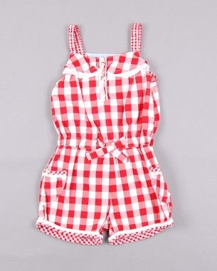 Mono de tirantes a cuadros con bolsos marca Mayoral http://www.quiquilo.es/catalogo-ropa-segunda-mano/mono-de-tirantes-a-cuadros-con-bolsos-color-rojo-marca-mayoral.html