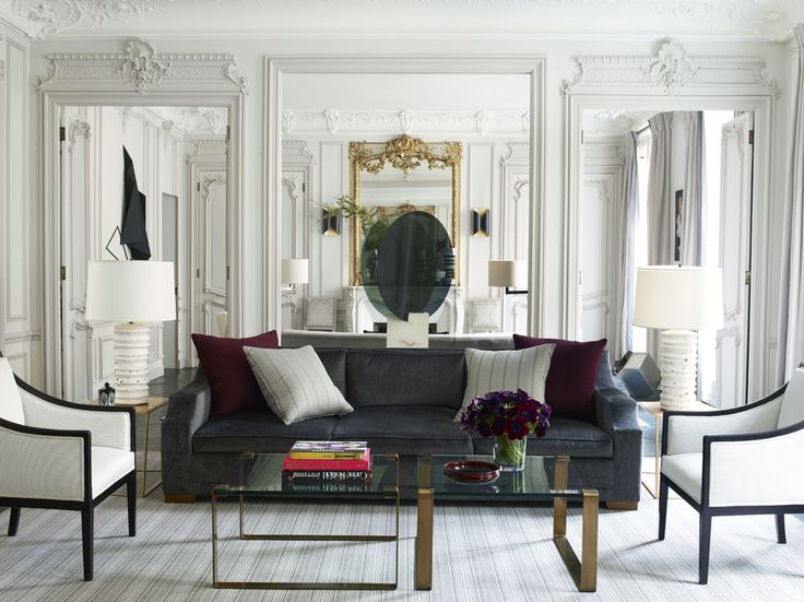 1000 images about designer champeau wilde on pinterest for Paris living room ideas