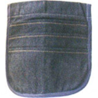 NAIL BAG  3-POCKET WITH BELT & BUCKET