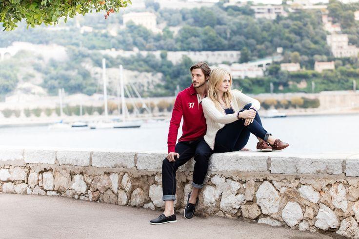 Genieten aan het water met comfortabele stijlvolle bootschoenen en kleding van Dubarry