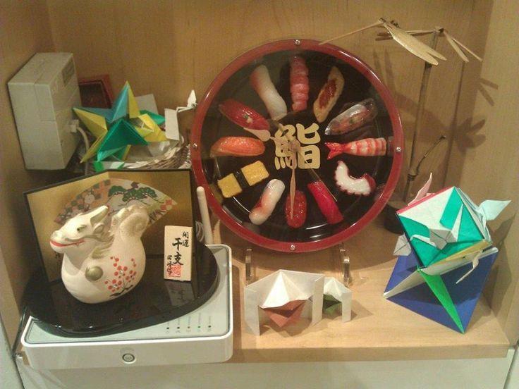 Daha önce gezdiğimiz diğer bir sushi restoranı olan Cafe Japan'i de okumanızı öneririm... Daha fazla bilgi ve fotoğraf için; http://www.geziyorum.net/kiku/