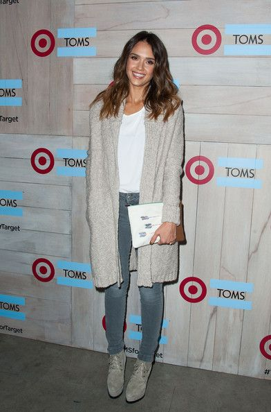 Jessica Alba Photos: TOMS For Target Launch Event - Arrivals