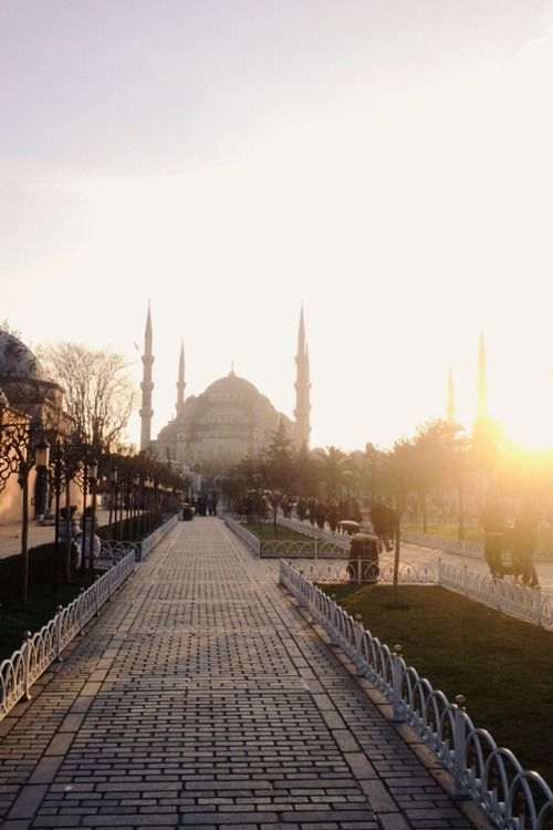 İstanbul | Blue Mosque