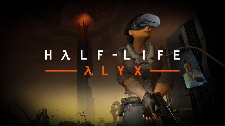 HalfLife Alyx is a gateway drug to VR with Oculus Quest