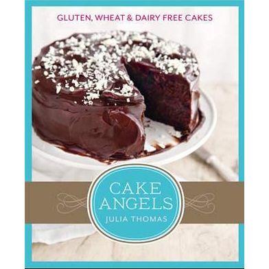 Livro Cake Angels por Julia Thomas