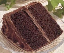 Chocolate Cake Recipe- Oh, how I LOVE chocolate! <3  http://www.momswhothink.com/cake-recipes/chocolate-cake-recipe.html
