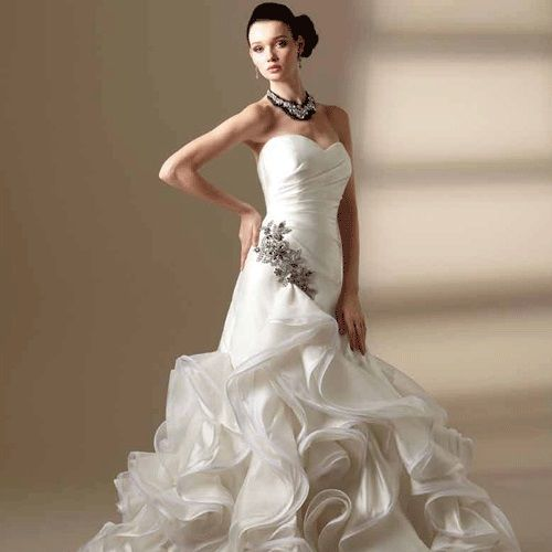 Jasmine $450 Size: 14   Sample Wedding Dresses