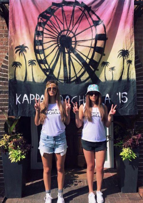 Kappa Kappa Gamma at University of Iowa #KappaKappaGamma #KKG #Kappa #BidDay #sorority #Iowa