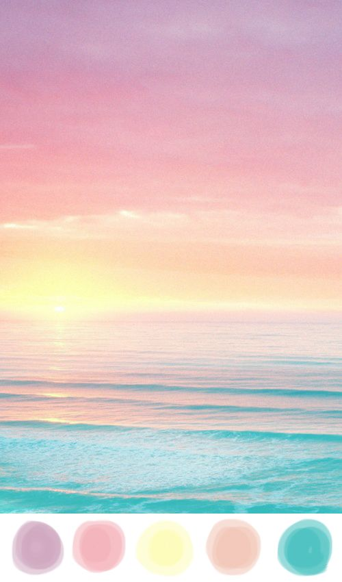 Candy Color Sunset.