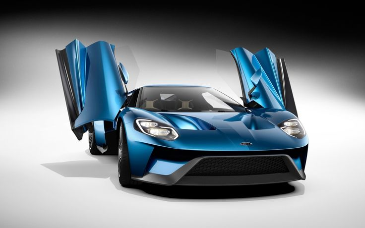 2016 ford gt http://www.motoringview.com/2016-ford-gt-supercar-unveiled-at-2015-naias/ #ford_gt #sportscar