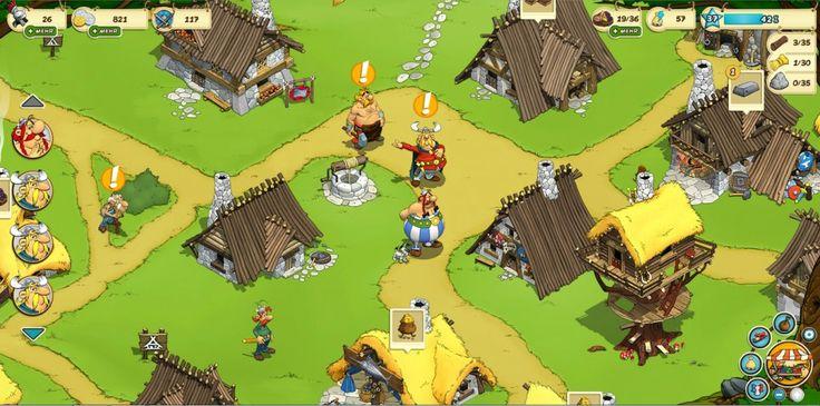 Wer erinnert sich nicht an die beiden tapferen Gallier, die ihr kleines Dorf gegen römische Legionen mutig verteidigen? In dem browserbasierten MMO Asterix  Friends übernimmst Du die Geschicke der Beiden verrückten Gallier und ihrer Freunde.. Da bei einem Spiel immer gerne mal der...    Kompletter Artikel: http://asterix-friends.mmorpg.de/news/asterix-friends-erster-patch-des-spiels/