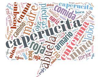 4 herramientas tic para crear nubes de palabras.  http://www.ayudaparamaestros.com/2015/09/4-herramientas-tic-para-crear-nubes-de.html