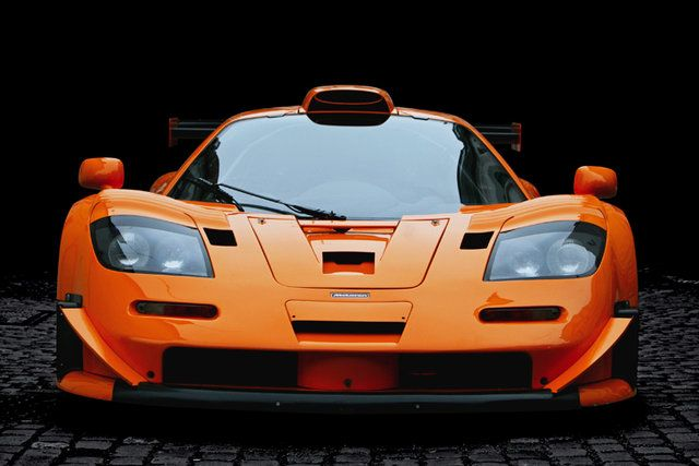 McLaren F1, still my number one.