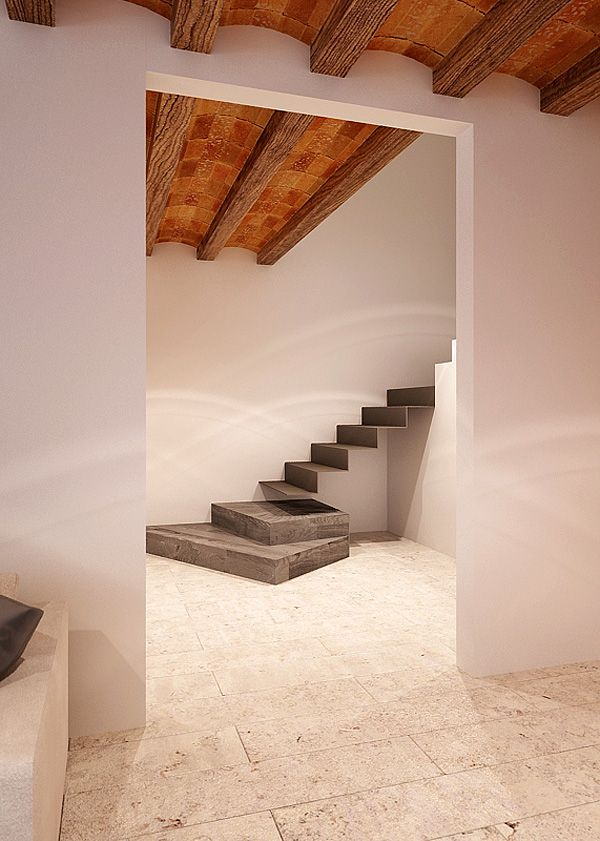 M s de 25 ideas incre bles sobre escaleras de baldosas en pinterest rellano de la escalera - Baldosas para escaleras ...