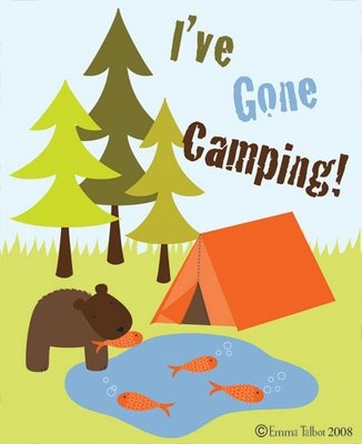 I've gone camping: Campers Life, Outdoor Camps, Und Camps, Lakes Life, Favorite Places, Outdoors Camps, Caravan Und