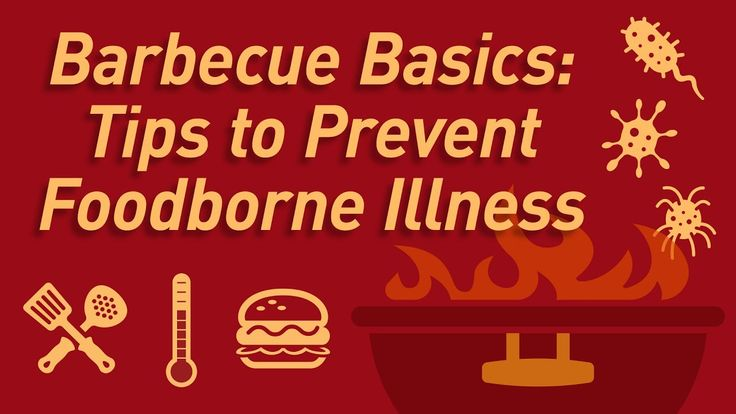 Barbecue Basics: Tips to Prevent Foodborne Illness.