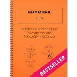 Gramatika II. - 2. třída