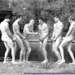 Warwick Rowers Go Nude To Fight Homophobia  Oct 25, 2013 For the past four years, the men of England's Warwick University have released a promotional -- and very naked -- calendar in an effort to raise money for an incredible cause: battling homophobia and bullying in schools.