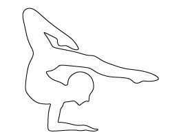 Gymnast Pattern