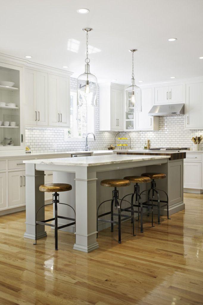 Wood Countertop With Stove : Wood Countertops, Butcher Block Countertops, Wood Bar Tops More