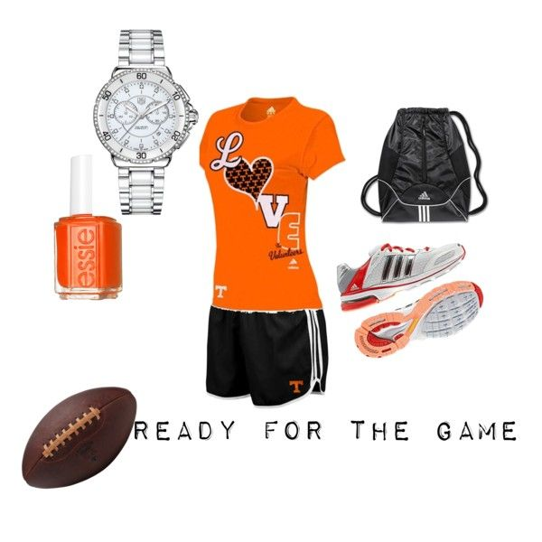 Outfit -- Tennessee Volunteers VOLSWorkout Outfit