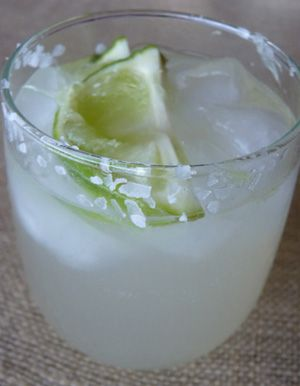 Coconut Margarita...say what?! Must try ASAP!!