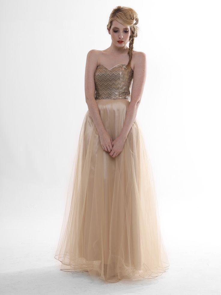 Goldie $359  #eveningwear #ballgowns #bridesmaids #wedding #bridal #gown