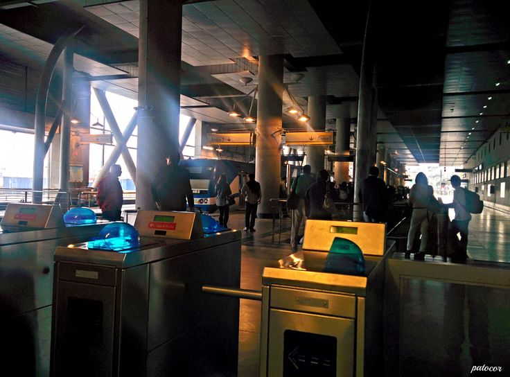 "https://flic.kr/p/QWDKhj | Valparaíso076 | Estación Terminal ""Puerto"" del Metro de Valparaíso, Muelle Prat, Valparaíso, Chile."