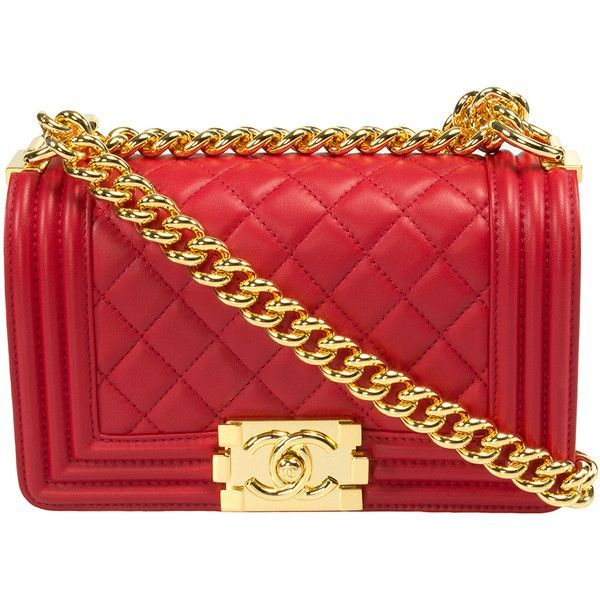 Chanel Boy Quilted Lambskin Leather Bag ($4,895) ❤ liked on Polyvore featuring bags, handbags, home, red, crossbody flap purse, quilted crossbody purse, red crossbody purse, kiss-lock handbags and oversized handbags - fiorelli handbags, summer purses, leather handbags for women *ad