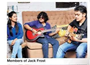 The Times of India : Calcutta Times (Dated 25th June, 2015)