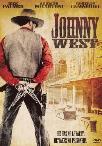 Johnny West [DVD] [English] [1965] - Front_Standard